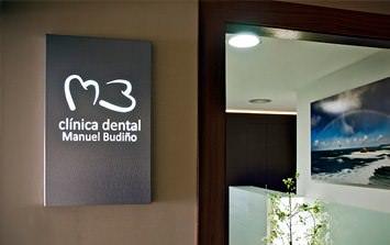 clínica dental budiño en el centro de santander