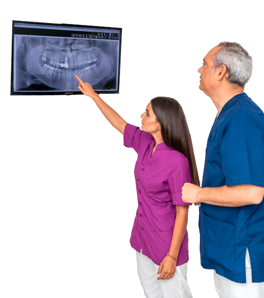 servicios de odontología en dentista budiño